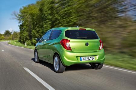 Zum Hammerpreis: Den neuen Opel KARL gibt es bereits ab 9.500 Euro