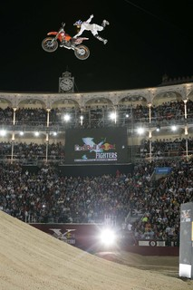 Red Bull X-Fighters – Das Finale in Madrid