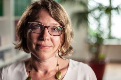 Referentin zur Klimaklage: Dr. Roda Verheyen, Rechtsanwältin der Kanzlei Günther & Partner Hamburg; sie hat die Kläger:innen juristisch vor dem Bundesverfassungsgericht vertreten.