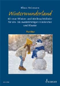Schott ED23192 Winterwunderland