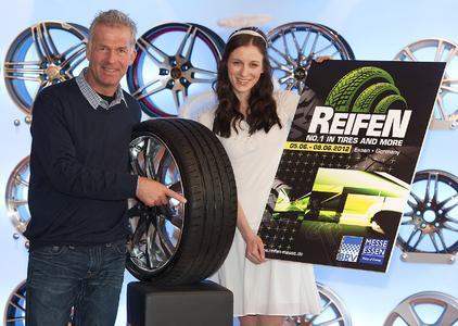Reifenfachmesse