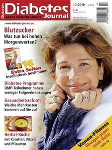 Diabetes-Journal Oktober 2010