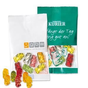 Premium Gummibären Werbetüte 80g