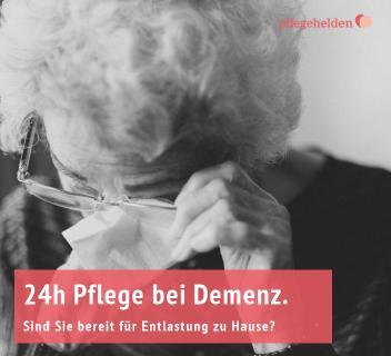 24h-Pflege bei Demenz