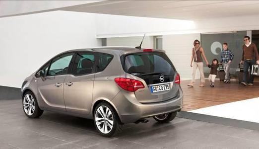 Opel hat den neuen Meriva als flexibles Familienauto konzipiert. Mit ihm als Reisefahrzeug und ein wenig Vorbereitung kann die Fahrt in die Sommerferien zu einem sicheren, komfortablen und erholsamen Vergnügen für alle Passagiere werden