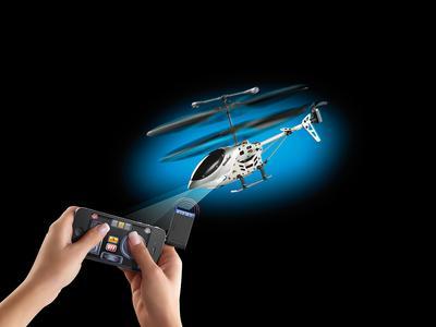 simulus 3 kanal hubschrauber gh 320 i steuerung mit iphone ipad ipod pearl gmbh. Black Bedroom Furniture Sets. Home Design Ideas