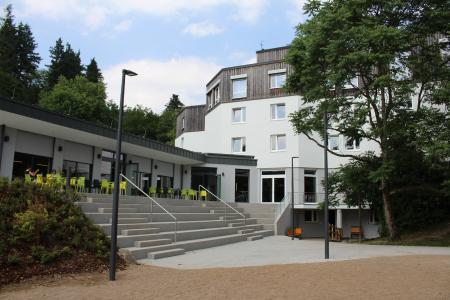 Jugendherberge Freiburg International