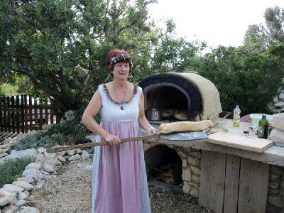 Im Steinofen gebackenes Brot hat einen besonderen Geschmack.
