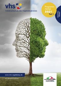 VHS Broschüre Herbst 2021