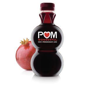 """Pom Wonderful-Flasche mit Frucht"""" in """"POM Wonderful-Flasche mit Frucht"""""""