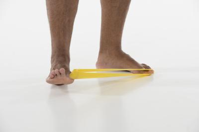 Übung aus Unfuck your Feet