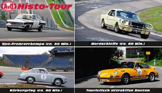 AvD Histo Tour 2020
