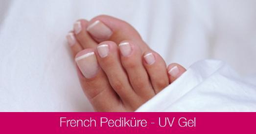 13.07. | French Pediküre Ausbildung an der Kosmetikschule Schäfer