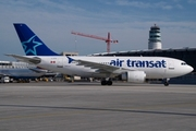 Air Transat mit Tower