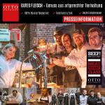 OTTO GOURMET & BEEF! feiern die Meat Master Class Party