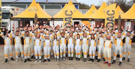 Auf ein Neues: Nach einer erfolgreichen Saison 2017 geht der ADAC Opel Rallye Cup im kommenden Frühjahr in die nächste Runde