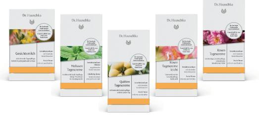 Die Tagespflege von Dr. Hauschka bietet für jedes Hautbild das passende Produkt – ab dem 15. Januar 2017 für kurze Zeit sogar mit einem kleinen Geschenk
