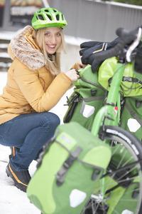 Fahrrad & Abenteuer 2015: Vom Tourenrenner bis zur Winterausrüstung