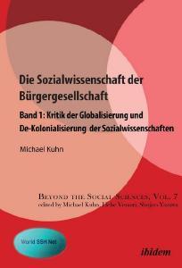 Cover Sozialwissenschaft der Bürgergesellschaft