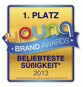 Deutschlands junge Generation wählt ihre beliebtesten Marken: YoungBrandAwards 2013!