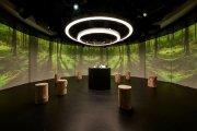 Im Experience Center erleben die Gäste die Unternehmensgeschichte emotional und erfahren mehr über Meiko-Technologien und welchen Nutzen sie bringen