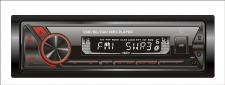 Creasono MP3-Autoradio CAS-1600.bt mit Bluetooth & Freisprechfunktion, RDS, USB, SD, 4x45 Watt