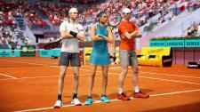 Das Mutua Madrid Open wird in Tennis World Tour ausgetragen