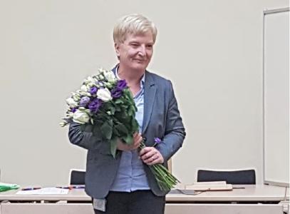 Nach der Wahl: Prof. Dr. Ulrike Tippe