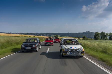 Opel Corsa A Generation 2019 ADAC Hessen Thueringen