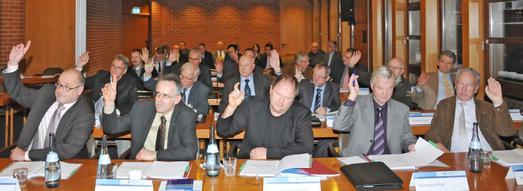 Handwerkskammer beschließt Wirtschaftsplan 2013