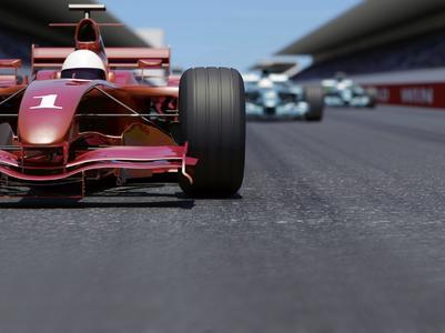 Deutsche lieben Formel 1