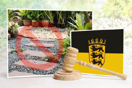 Trostlose Schottergärten gehören in Baden-Württemberg bald der Vergangenheit an. Ziehen andere Bundesländer nach?