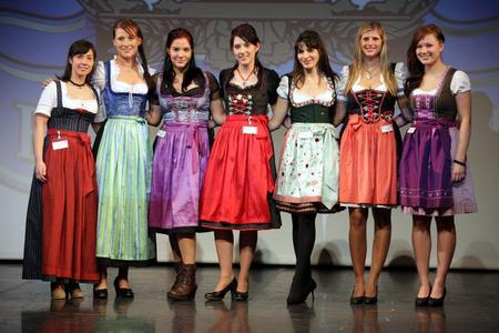 Finalistinnen (Foto: Bayerischer Brauerbund e.V.)