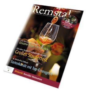 Titel Remstal Magazin
