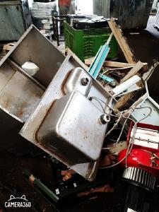 kostenlose Abholung Metallschrott Dorsten