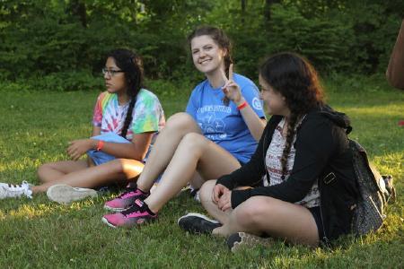 In den Schulferien ins Ausland: Annalena (16) hat an einem Summercamp in den USA teilgenommen