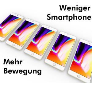 Weniger Smartphone - mehr  Bewegung - Jonglierschule München