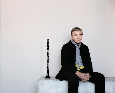 Jazz-Legende Rolf Kühn im Essener Grillo-Theater