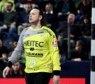 Nikolas Katsigiannis wurde mit seiner einzigen Parade zum Matchwinner / Jocki_Foto, Erlangen