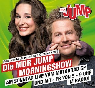 MDR JUMP auch 2017 offizieller Radiopartner des Deutschland Grand Prix / Foto: © MDR JUMP