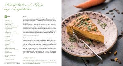 Rezept Karottentarte