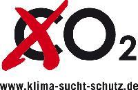 """Logo Kampagne """"Klima sucht Schutz"""""""