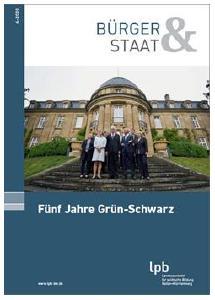 """""""Fünf Jahre Grün-Schwarz"""""""