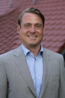 Christoph Schendel, stv. Landesinnungsmeister des Dachdeckerhandwerks Baden-Württemberg