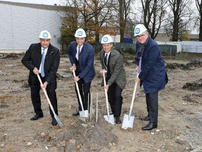 TÜV HANSE errichtet neue Zentrale am Brackdamm