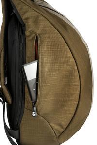 Bronze / Warm Grey side pocket