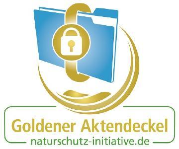 Goldener Aktendeckel
