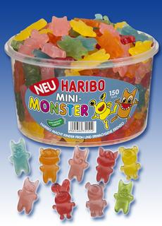 HARIBO Mini-Monster