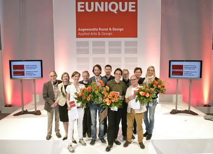 eunique award f r angewandte kunst und design 2014 verliehen jury zeichnet pierre kracht aus. Black Bedroom Furniture Sets. Home Design Ideas