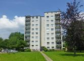Modernisiertes Wohngebäude der Immokles AG in Salzgitter-Lebenstedt